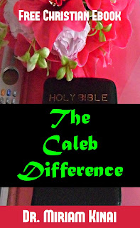 Free Christian Ebooks: The Caleb Difference