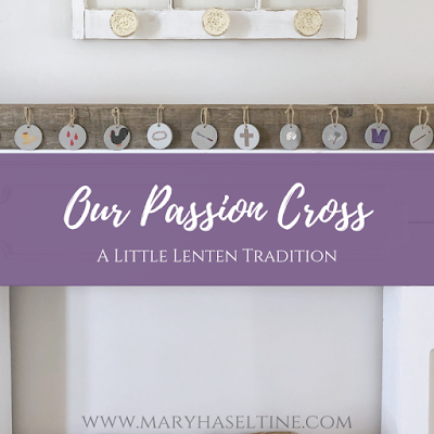 Our Passion Cross