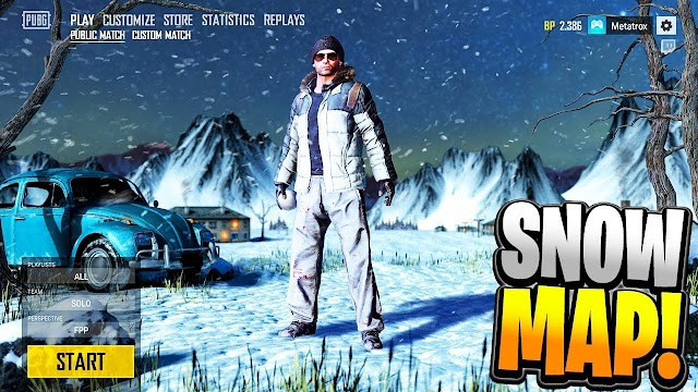 PUBG's snow map Vikendi may be released with PS4 version on December 7