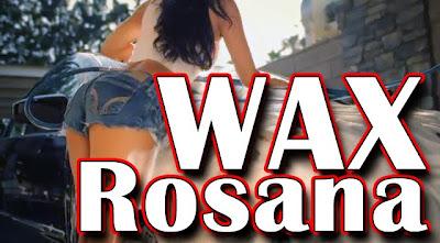 """Wax: """"Rosana"""" (Official Music Video)"""