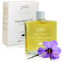 Argan Oil - pure, organic and natural
