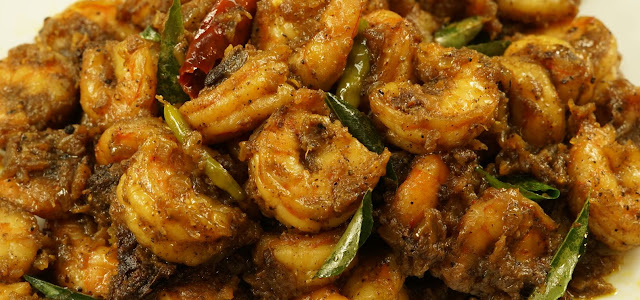 Pepper-Prawns-Fry-Recipe