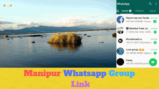 90+ Best Manipur Whatsapp Group Link List Collection