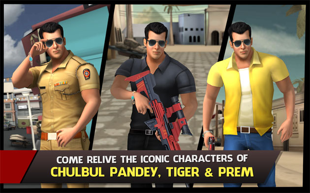 Salman Khan Games