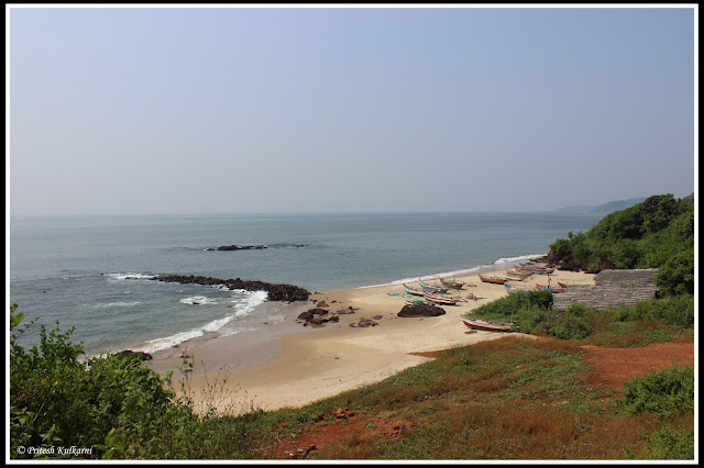 Small Khavane Beach