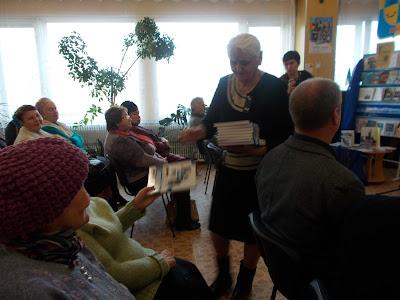 В Скадовске презентовали книгу об известных людях района