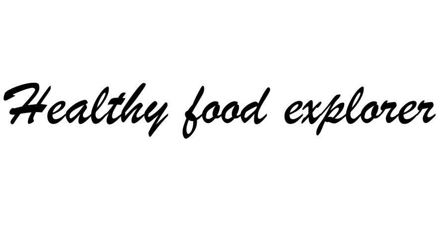 Healthy food explorer