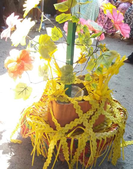 Tradisi Bungo Lima, Tradisi Budaya Masyarakat Pesisir Sibolga Tapteng