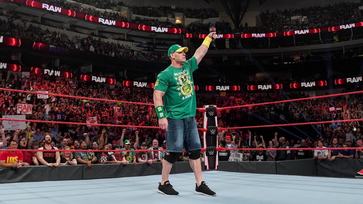 WWE anuncia novas aparições de John Cena