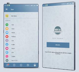 BBM MOD Telegram v3.3.2.31 Apk terbaru 2017