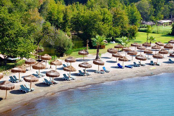 türkiye'de gezilecek en otantik yerler küçük kargı koyu