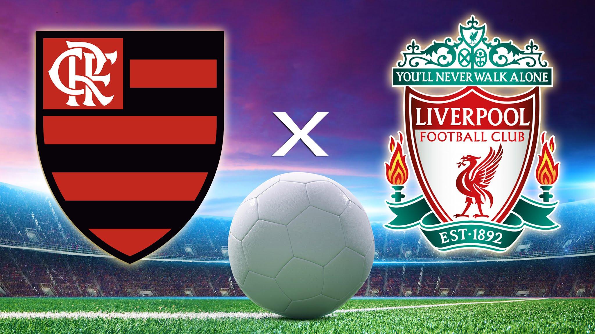 Mundial De Clubes Flamengo Vs Liverpool