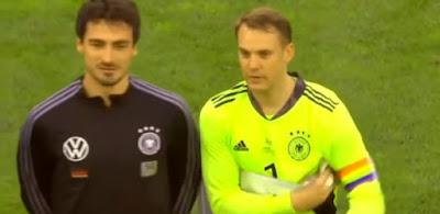 ودياً ألمانيا تفوز على لاتفيا بسباعية