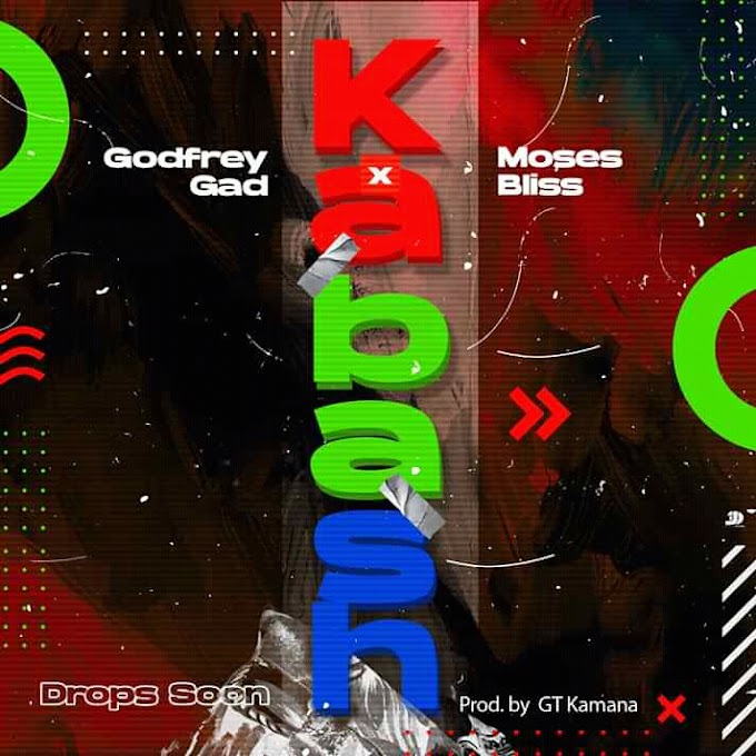 """Rapper """"Godfrey Gad"""" Set to KABASH (Dominate) Alongside """"Moses Bliss"""" With New Music"""
