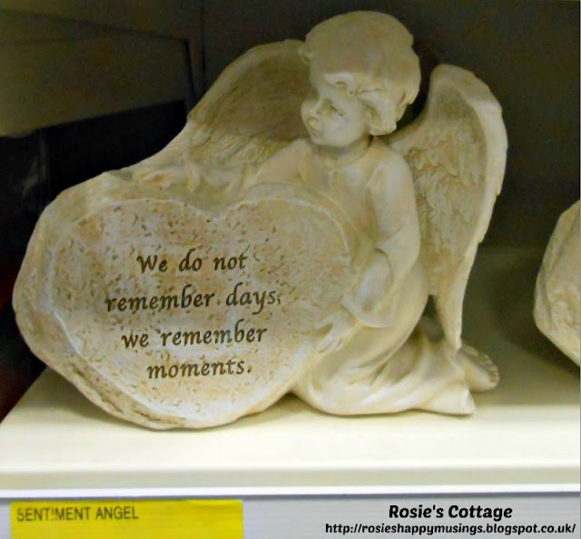 Angel with quote