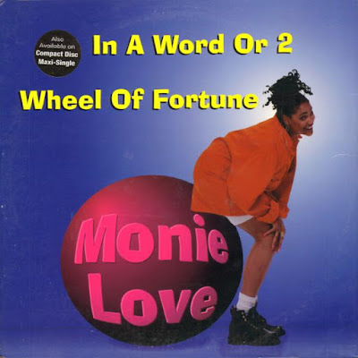 Monie Love – In A Word Or 2 / Wheel Of Fortune (1993) (VLS) (FLAC + 320 kbps)