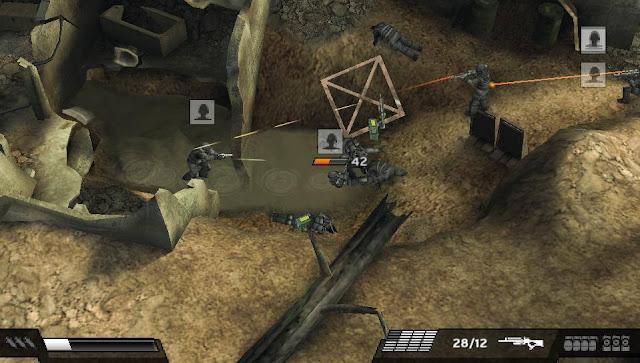 تحميل لعبة Killzone: Liberation لأجهزة psp ومحاكي ppsspp