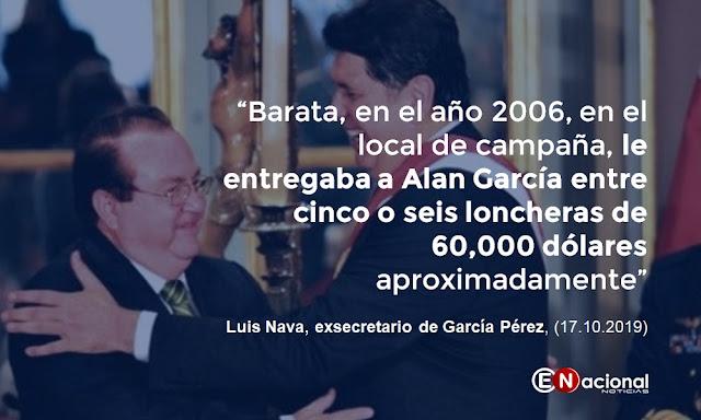 Luis Nava, exsecretario de García Pérez,