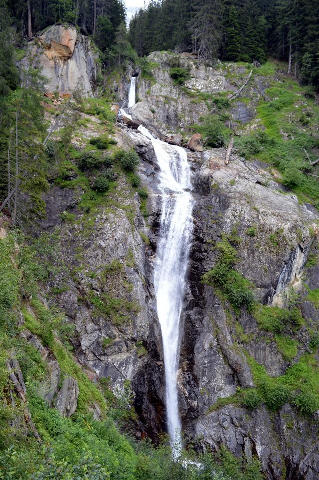 cascata klammbach anterselva