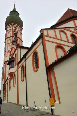 Kościół pielgrzymkowy Andechs