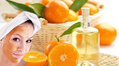 Orange Face Pack | Remove Dark Spots and Clear Skin