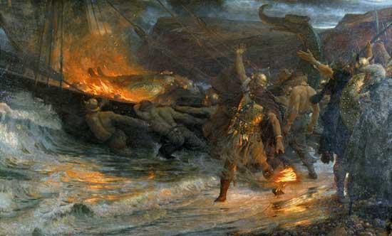 Ten Fun And Unique Viking Names