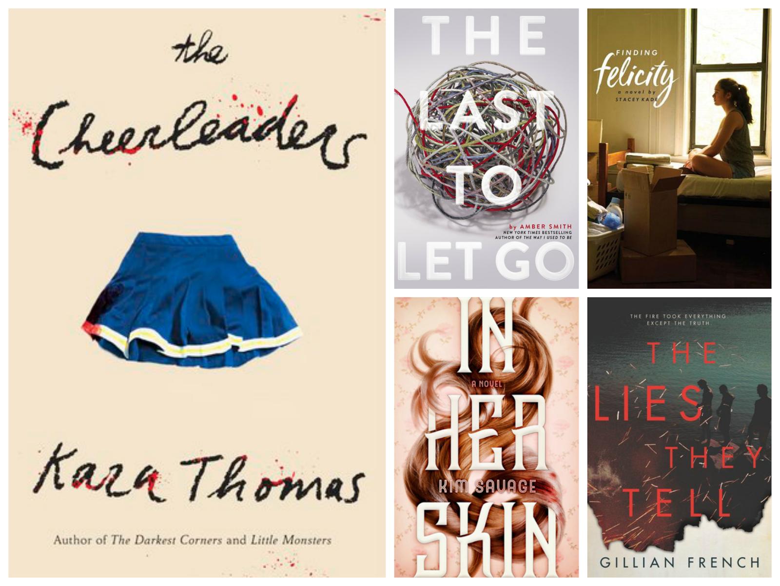 Pink Polka Dot Books: Top Ten Tuesday-- 2018 Books I'm