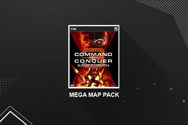 C&C 3 - Kane's Wrath MAP Pack