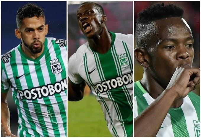 Confianza al líder: Tres jugadores de Atlético Nacional, entre los convocados por Reinaldo Rueda para el triplete eliminatorio de septiembre