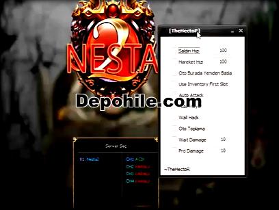 Nesta2.Online Damage - Toplama Multi Hilesi Kasım 2019 Metin2