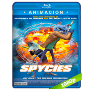 Spycies (2020) BRRip 1080p Latino