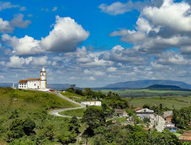 Laranjeiras, cidade colonial de Sergipe