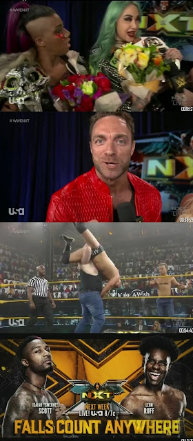 Download WWE NXT 27th April 2021 Episode 480p 720p HDRip    MoviesBaba 1