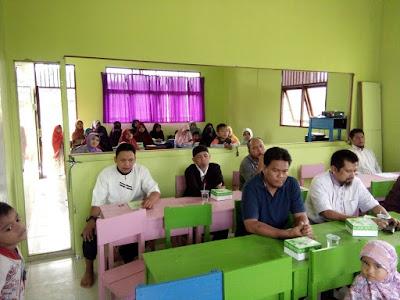 Pertemuan Wali Murid SD Ibnu Katsir TA 2017/ 2018