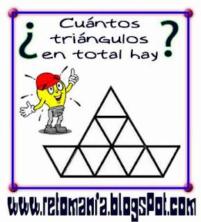Descubre el número, El número que falta. Piensa rápido, ¿Cuál es el número que falta?, ¿Cuál es el número que sigue?, ¿Cuántos triángulos hay?