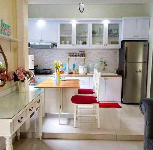 Gambar dapur rumah minimalis type 36