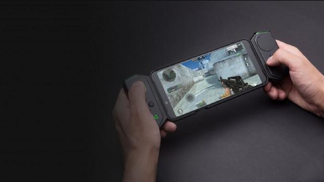 Wow ! Xiaomi Black Shark Helo RAM 10 GB Gaming Terbaru, Berikut Harganya