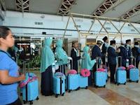 Gubernur Resmikan Penerbangan Langsung BIL- Jeddah
