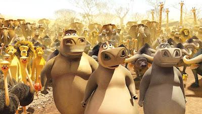 ExpoHD – Madagascar Escape 2 Africa 2008 Dubbed Hindi 480p || Blu