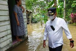 Neko Wesha Pawelloy Ajak Masyarakat Lingga Awasi Proyek Pembangunan