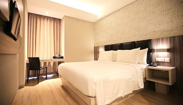 Luminor Hotel Jambi Kebun Jeruk dengan lingkungan yang aman, bersih