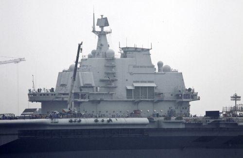 Kapal induk China Liaoning