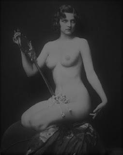 Dorothy Flood Nude