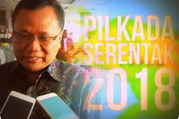 Persatuan Wartawan Indonesia (PWI) Pantau Aktivitas Pers Jelang Pilkada 2018