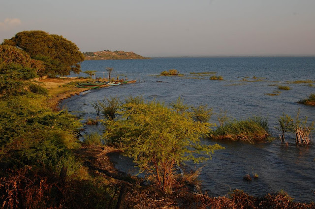 Global climate change concerns for Africa's Lake Victoria