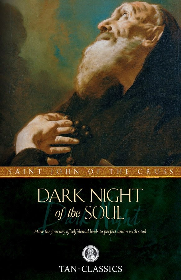 dark night of the soul summary Sparknotes no fear literature: heart of darkness no fear literature by sparknotes features the complete edition of heart of darkness side-by-side with an accessible, plain english translation.