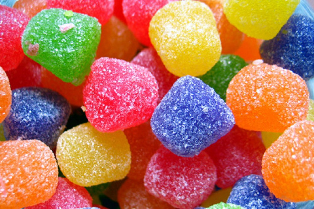 The Wallpapers Wide: The Color of Candies Wallpaper
