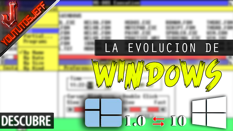 La evolución de Windows, de Windows 1 a Windows 10 | Windows Evolution
