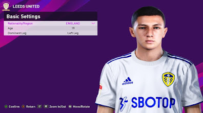 PES 2020 Faces I. Poveda-Ocampo by Rachmad ABs
