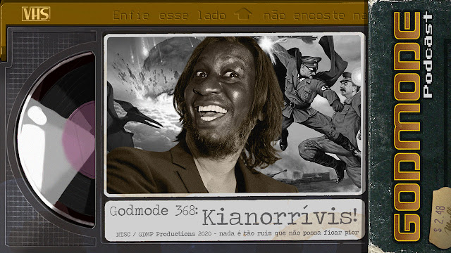 GODMODE 368 - KEANORRÍVIS